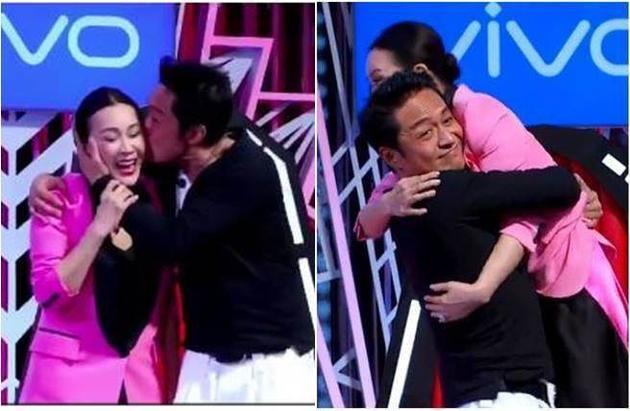 马景涛失控强吻刘嘉玲,事后道歉称尺度没拿捏好